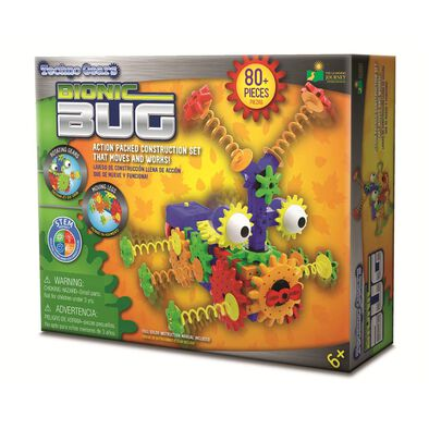 The Learning Journey Techno Gears Bionic Bug