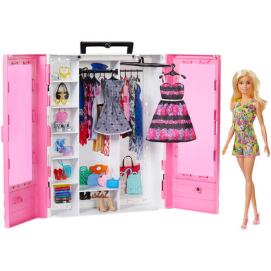 Barbie Fashionistas Ultimate Closet