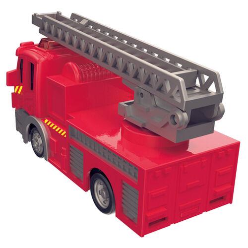 Konsept 1:72 遙控香港消防旋鋼梯車