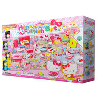 Sanrio三麗鷗 Hello Kitty趣緻組合屋 - 隨機發貨