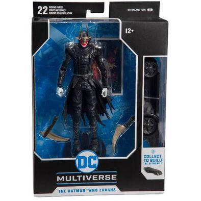 Mcfarlane Toys DC Multiverse 未來蝙蝠侠