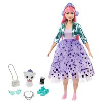 Barbie芭比 娃娃公主豪華裝 - 隨機發貨