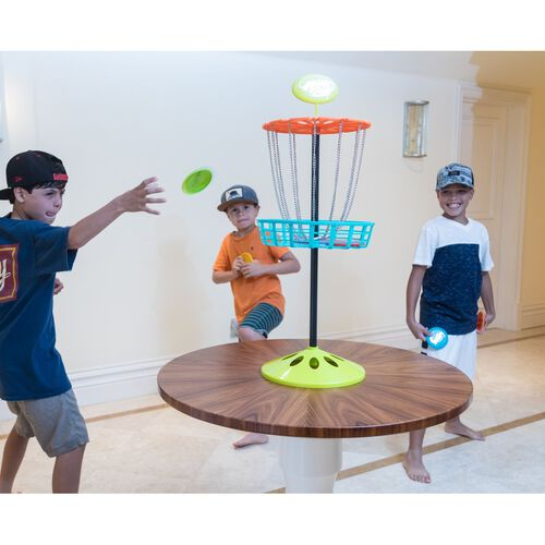 Wham-O威猛奥 Frisbee 迷你飛碟高爾夫球套裝