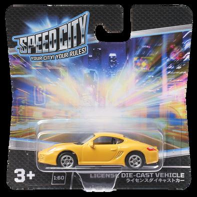 Speed City極速都市授權模型車 - 隨機發貨