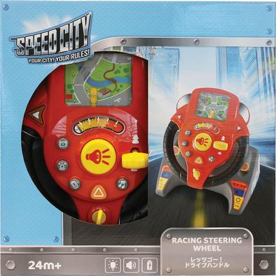 Speed City極速都市 Junior高級方向盤