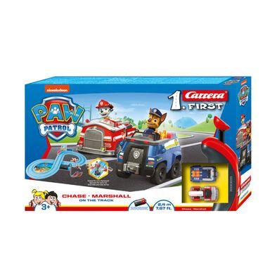 Carrera 電池版系列-汪汪隊立大功路軌玩具 - 2.4米