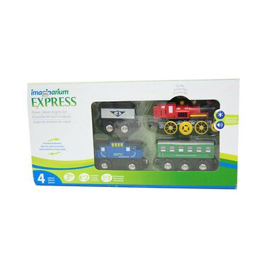 Universe Of Imagination知識小宇宙battery Operated Power Steam Engine Set