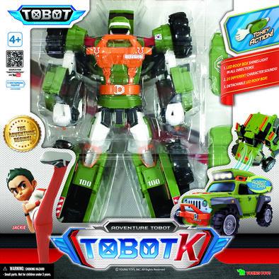Tobot機器戰士k
