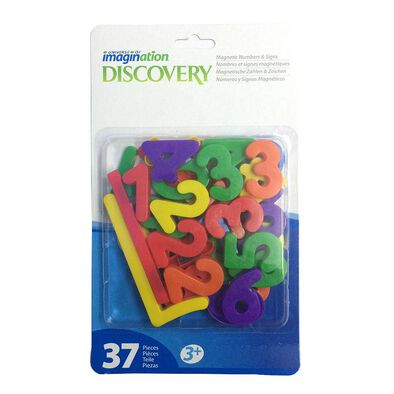 Universe Of Imagination知識小宇宙37磁性數字和符號