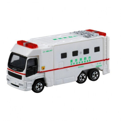 Tomica多美 車仔Bx116 日本救護車