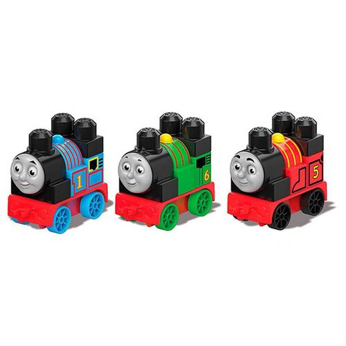 Mega Bloks美高積木 湯瑪士系列可構建引擎 - 隨機發貨