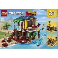 LEGO樂高創意系列 衝浪手海灘小屋 - 31118