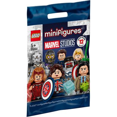 LEGO樂高人仔抽抽樂系列 Marvel Studios 71031 - 隨機發貨