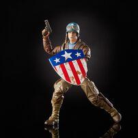 Marvel漫威傳奇系列 80 週年美國隊長和佩吉卡特