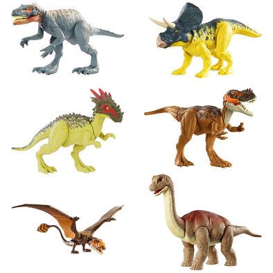 Jurassic World侏羅紀世界基本恐龍角色系列單件裝 - 隨機發貨