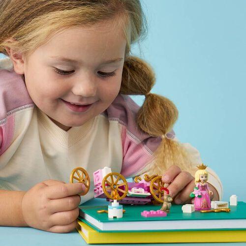 LEGO樂高廸士尼系列 睡公主的皇家馬車 43173
