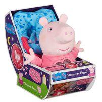 Peppa Pig粉紅豬小妹 過夜粉紅豬小妹