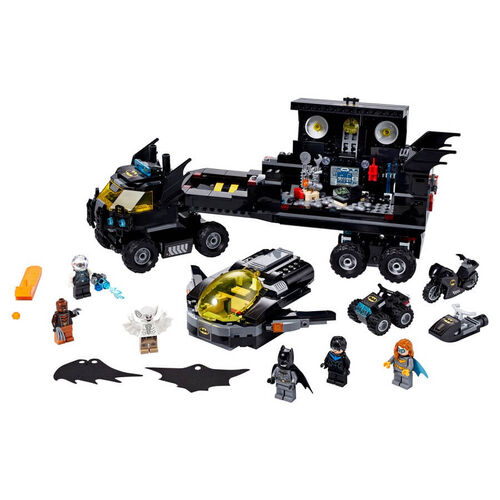 LEGO Mobile Bat Base 76160