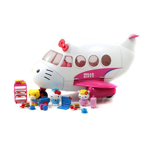 Hello Kitty吉蒂貓 小型客機