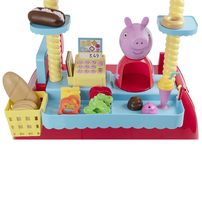 Peppa Pig粉紅豬小妹 熟食車