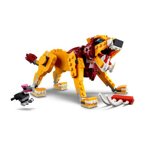 LEGO樂高創意系列 野性雄獅 - 31112