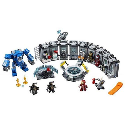 LEGO樂高漫威超級英雄系列 LEGO Marvel Avengers Iron Man Hall Of Armor 76125