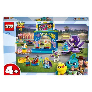 LEGO樂高反斗奇兵系列 LEGO Toy Story 4 Buzz & Woody's Carnival Mania! 70837