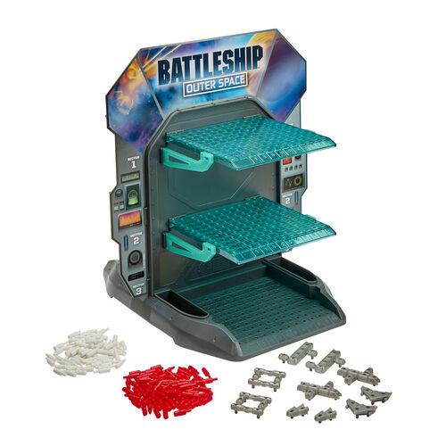 Hasbro Gaming孩之寶遊戲 Battleship 外太空版