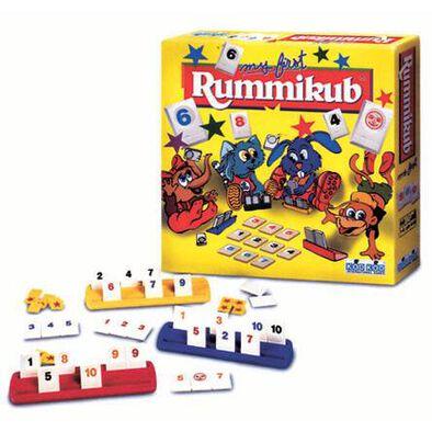 我的第一套rummikub魔力橋數字牌遊戲