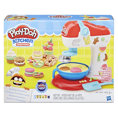 Play-Doh培樂多 小煮意系列 甜品大師