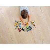 LEGO樂高城市系列 維修廠 60258