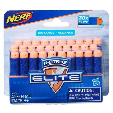 NERF熱火精英系列n-Strike 30發子彈補充裝