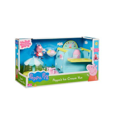 Peppa Pig粉紅豬小妹 雪糕車