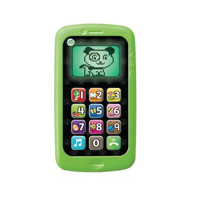 Leapfrog Chat & Count Smart Phone (Green)