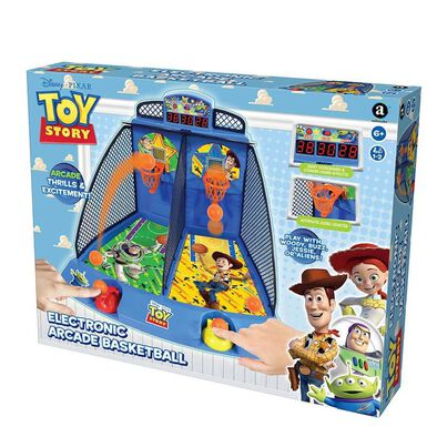 Toy Story Electronic Arcade Basketball