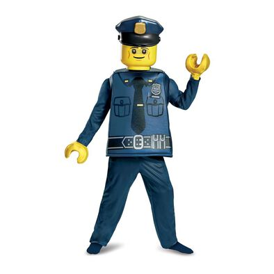 LEGO Police Officer Deluxe (Medium)