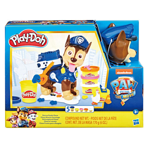 Play-Doh培樂多 汪汪隊立大功 救援出擊阿奇玩具