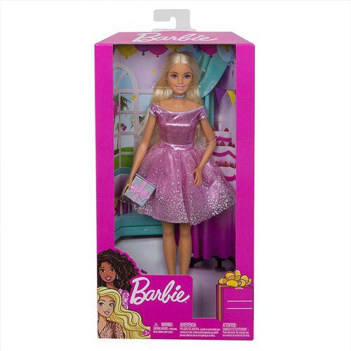 Barbie芭比 生日娃娃