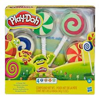 Play-Doh培樂多棒棒糖 4 件裝