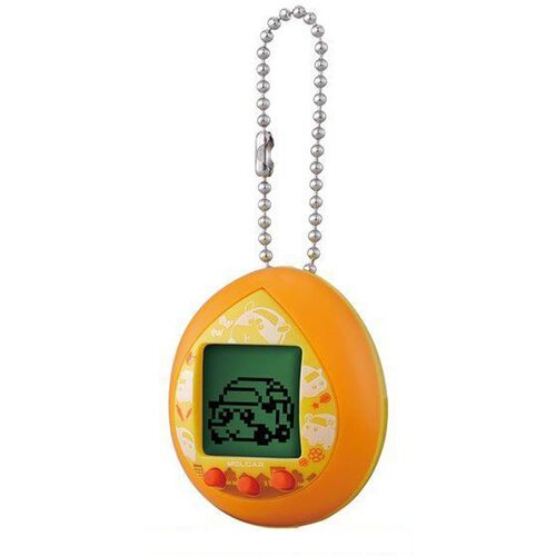 Bandai萬代 Tamagotchi天竺鼠車車系列 橙色
