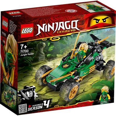 LEGO樂高幻影忍者系列 叢林襲擊者 71700