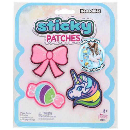 Sticky Patches黏黏補丁獨角獸