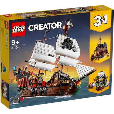 LEGO Creator Expert 3 In 1 海盜船 31109