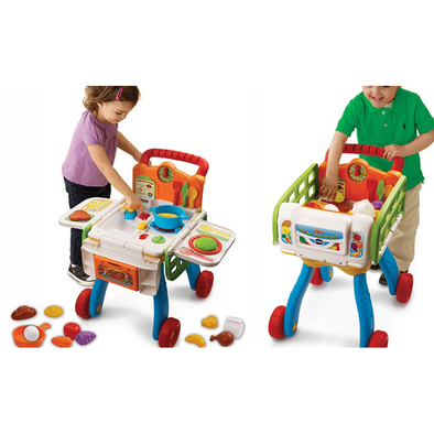 Vtech Shop & Cook Play Set
