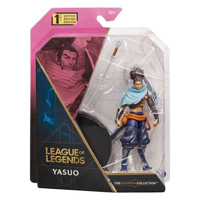 """League of Legends 4"""" Figure Yasuo"""