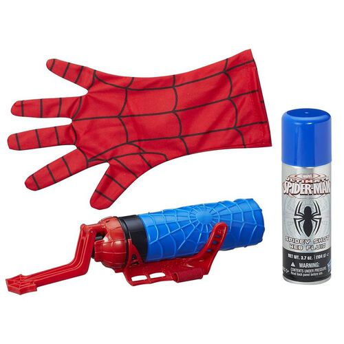 Spider-Man蜘蛛俠 手套連蜘蛛絲發射器