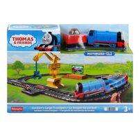 Thomas & Friends湯瑪士小火車 電動合金基本小車 - 隨機發貨