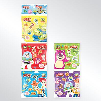 Disney迪士尼toy Story反斗奇兵 乾果餅 五連包(果乾曲奇)