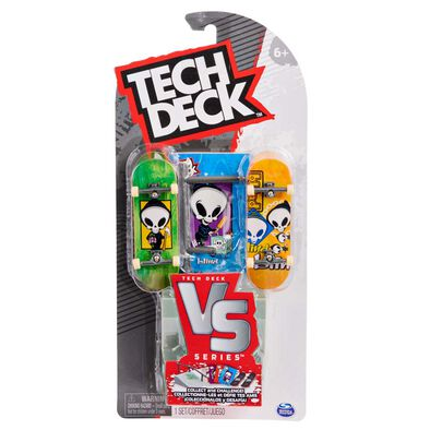 Tech Deck Versus 手指滑板收藏組