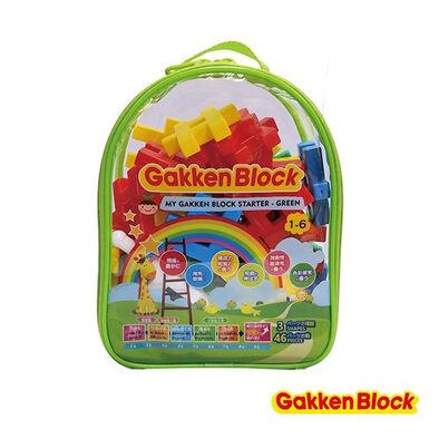 Gakken Block學研積木 - 啟發系列(綠色)